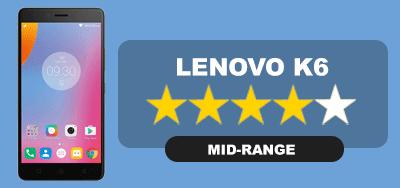 Lenovo K6 Note Dan K6 Power, Peranti Berkuasa Dengan Harga Dari RM799