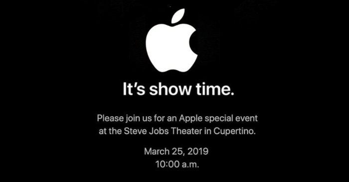 Acara Khas Apple 2019