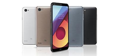 LG Q6 Diperkenalkan – Smartphone Mid-Range Dengan FullVision Display