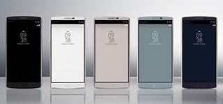 LG V10, Peranti Premium Dengan Dual Skrin Diperkenalkan