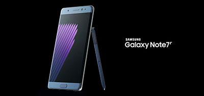 Smartphone Refurbished Samsung Galaxy Note 7R Akan Di Pasaran