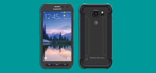 Gambar Peranti Lasak Samsung Galaxy S6 Active Tertiris