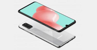 Samsung Galaxy A41 Tertiris, Bawa Tiga Kamera Utama, Skrin Infinity-U