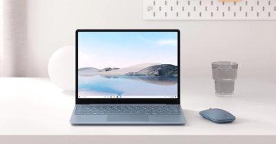 Microsoft Surface Laptop Go Dengan Skrin 12.4 inci, Intel i5 Gen Ke-10 Diumumkan