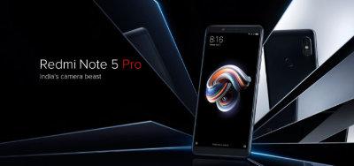 Xiaomi Melancarkan Xiaomi Redmi Note 5 Dan Note 5 Pro